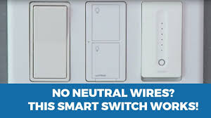 no wiring lighting. Smart Light Switch With No Neutral Wire: Lutron Wiring Lighting