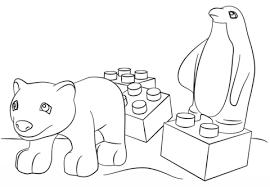 Lego Friend Coloring Pages Thi S Coloring Page Shows Examples Of