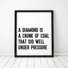 motivational frames for office. Large \u0027Diamonds\u0027 Typographic Framed Print. Successful QuotesOffice Motivational Frames For Office A
