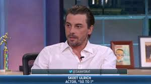 Skeet Ulrich Talks Derby Film Tv Photo Shared By Damon