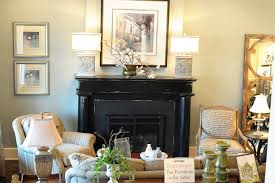 fireplace mantel lighting. Attractive Fireplace Mantel Lamps Interior Adorable Living Room Decoration Using Twin White Drum Lighting S