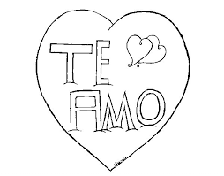 Love You Coloring Pages Ofertasvuelo