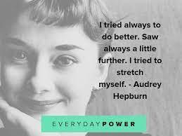 70 Best Audrey Hepburn Quotes On Love ...