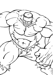 Paint a graphic picture of the incredible hulk! Hulk S Muscles Hulk Coloring Pages Super Coloring Pages Coloring Pages