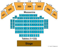 The Venue At Horseshoe Casino Tickets And The Venue At