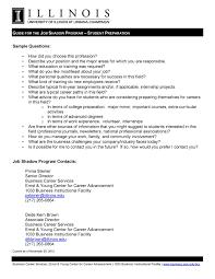 Tips For Job Shadowing Under Fontanacountryinn Com