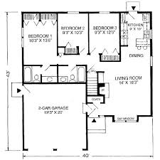 decoration sq ft house plans with 2 car garage beautiful skillful ideas 00 1100 plan