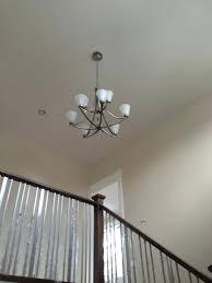 gratifying chandelier installation las vegas
