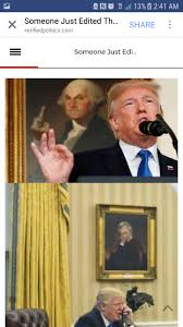 oval office paintings. Someone Edited Some Paintings In The Oval Office. Office