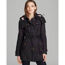 Best 25+ Long quilted coat ideas on Pinterest | Waterproof parka ... & Burberry Brit Finsbridge Long Quilted Coat ($795) ❤ liked on Polyvore  featuring outerwear, Adamdwight.com