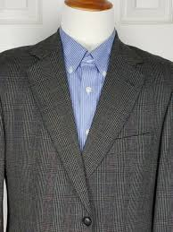 Alan Flusser Mens Blazer Sport Coat Suit Jacket Size 40s