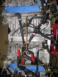 the h impreza resource th page nasioc the wiring harness the low hanging humps on the bottom of the 30d intake manifold will interfere the 30r fuel rails