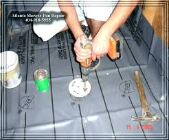 replace shower pan install a shower pan cost to install shower pan shower pan repair cost replace shower
