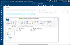 map network drive to azure file storage – paris polyzos' blog
