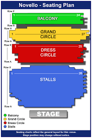 Novello Theatre Seating Chart Mcargobe S Blog Room Add Your Own Spice To Your Learning
