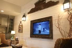 Wall Mounted Tv Frame Great Idea For The Home Pinterest Mounted Tv Wall Mount