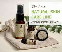 best natural skin care line so