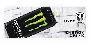 Monster Vending Machines Classy Monster Energy Can On Ice Small Size Flavor Strip