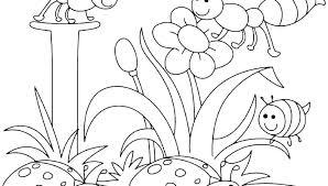 Coloring Pages For Preschoolers Shapes Worksheets Kindergarten Basic