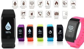 Track My Blood Pressure Hr12 Fitness Tracker Blood Pressure Oxygen Heart Rate Monitor 81 Off