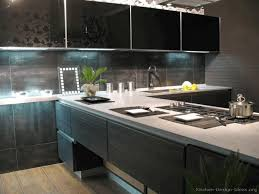 white brown colors kitchen breakfast. Simple Breakfast Kitchen Dark Brown Cabinets White Red Gloss Colors Suqre Stainless  Steel Chimeny Box Black Bearish Classic Chrome Gas Burner Exposed Beam Ceiling  To Breakfast