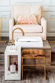 pink cool nail bar in raleigh pedicure salon ideas nail salon and spa beauty