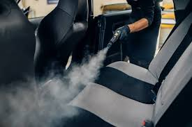 how to steam clean car seats 8 quick