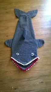 Crochet Shark Blanket Pattern Free