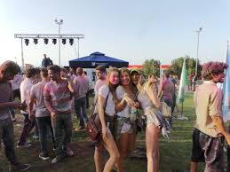 girne american uni on twitter girne american university happy holi festival festival of colours and live dj performance