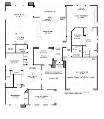 los saguaros escada ideal toll brothers floor plans home designs for