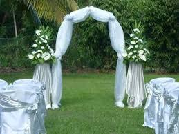 garden wedding gardening