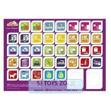Monkey Chops Chore Magnets For Chore Chart Kids Educational Family Tool Ebay