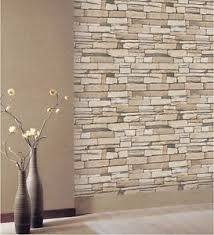 faux kitchen tile wallpaper. natural stacked stone brick vinyl self adhesive peel stick wallpaper no h608 | ebay faux kitchen tile l
