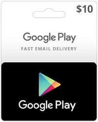 google play gift cards play