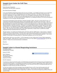 6 Electronic Cover Letter Format Xavierax
