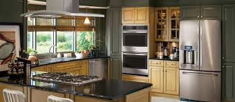 Kitchens With Slate Appliances Dining Kitchen Modern Ge Slate Appliances For Stylish Kitchen