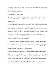 narrative essay 5