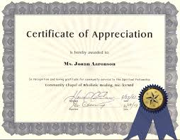Bunch Ideas Of Images Of Certificate Of Appreciation On Sample Of