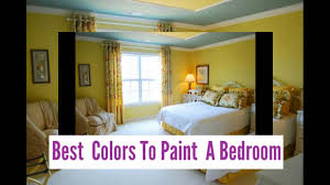 Paint A Bedroom Best Colors To Paint A Bedroom Bedrooms Photos Youtube