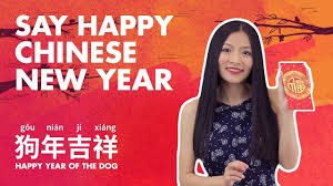 Say Happy Chinese New Year in Chinese | Wish People Spring ...