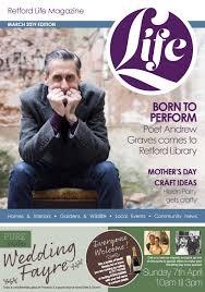 Retford Life Magazine March 2019 By Life Publications Issuu