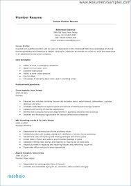 Plumber Resume Amazing Plumber Resume Examples Linkedin Profile To Resume Resume