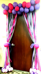 office party decoration ideas. Birthday Celebrations At The Office...decorate A Fellow Employee\u0027s Door! Bohemian Room Office Party Decoration Ideas
