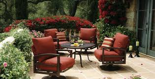 garden outdoor swivel rocker furniture the