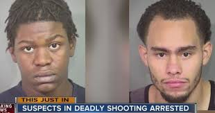 UPDATE: 2 suspects arrested in deadly shooting