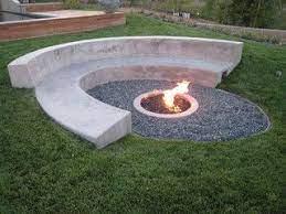 Griffin Enright Landscape Backyard Fire Garden Fire Pit Fire Pit Backyard