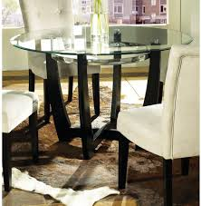 52 inch round gl dining table designs