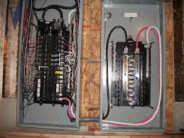 sub panel electrical wiring done right electrical panel wiring diagram pdf secondary sub panel wiring