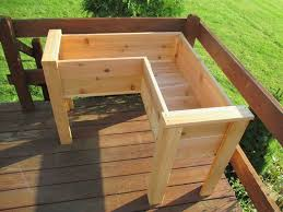 beds diy cedar raised garden