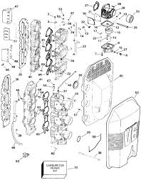 1993 omc engine diagram best secret wiring diagram • johnson carburetor and intake manifold parts for 1993 omc motor diagram omc inboard outboard wiring diagrams